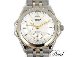 セイコー クレドール パシフィーク GCAY990 パワーリザーブ 腕時計