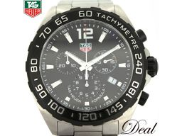 タグホイヤー フォーミュラー1 クロノ CAZ1010.BA0842 メンズ 腕時計