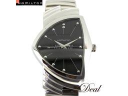ハミルトン ベンチュラ H244110 SSブレス メンズ 腕時計