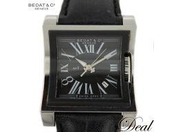 ベダ&カンパニー NO.1 114 黒 メンズ レディース 腕時計