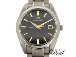 セイコー グランドセイコー SBGX269 チタン 腕時計 メンズ 美品