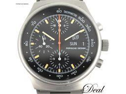 ポルシェデザイン by オルフィナ クロノグラフ Ref.7176S メンズ 腕時計