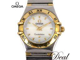オメガ コンステレーション YGコンビ 1362.70 レディース 腕時計 シェル