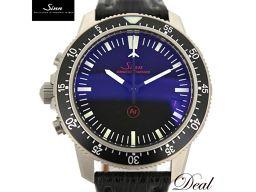 ジン 503.EZM-1 503.3341 レマニア チタン メンズ 腕時計 Sinn 美品