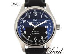 IWC マーク16 IW325516 メンズ 腕時計 希少 日本限定350本
