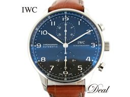 IWC ポルトギーゼ クロノ IW371438 メンズ 腕時計