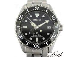 セイコー グランドセイコー SBGA229 スプリングドライブ ダイバーズ 腕時計