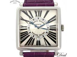 フランクミュラー マスタースクエア キング 6000KSCDT 腕時計