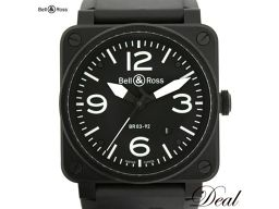 ベル&ロス アヴィエイション BR03-92CFB-R 腕時計 ベルロス