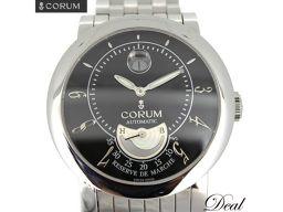 コルム クラシカル パワーリザーブ 973.201.20 メンズ 腕時計