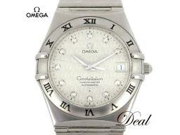 オメガ コンステレーション 1504.35 11Pダイヤ 腕時計 50周年記念モデル