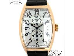 フランクミュラー マスターバンカー 5850MB PG製 メンズ 腕時計