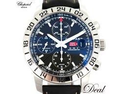 ショパール ミッレリア GMT クロノ 16/8992 メンズ 腕時計