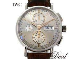 IWC ポートフィノ クロノグラフ IW378302 メンズ 腕時計