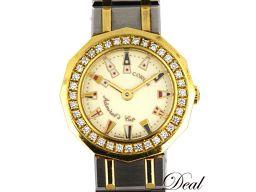 コルム アドミラルズカップ 24.812.28V-52 レディース 腕時計 ダイヤベゼル