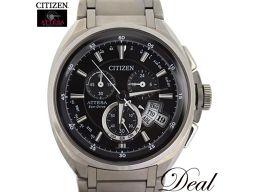 シチズン アテッサ エコドライブ H610-T015581 電波 腕時計