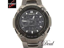 カシオ Gショック MR-G MRG-7600D 電波 ソーラー 腕時計