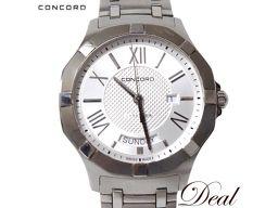 コンコルド サラトガ 0320347 メンズ 腕時計