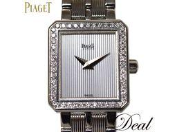 ピアジェ プロトコール WG ダイヤベゼル レディース 腕時計