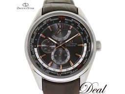 Orient Star World Time WZ0051JC Men's Watch
