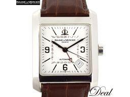 ボーム&メルシェ ハンプトン GMT MOAO8685 腕時計