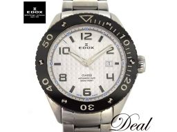 Edox Class One 80079 White Men's Watch