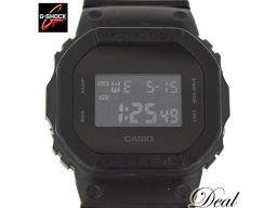 カシオ Gショック DW-5600BB-1 ソリッドカラーズ 黒 腕時計