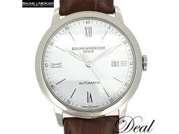 ボーム&メルシエ クラシマ M0A10332 メンズ 腕時計