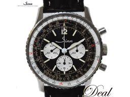 ジン レマニア1873 903.ST.HD 手巻 クロノグラフ メンズ 腕時計  希少モデル