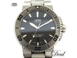 Oris Aquisdate 733 7653 4153M Men's Watch