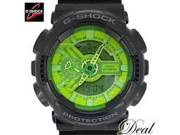 カシオ Gショック ハイパーカラーズ GA-110B-1A3JF 腕時計