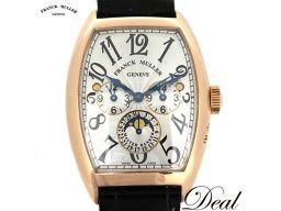PG Franck Muller Tonneau Curvex Master Banker Luna 8880MBLDT Men's Watch