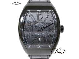 Frank Muller Vanguard V45 SCDT Men's Watch All Black