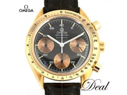 Omega Speedmaster 175 0033 PG back schedule Men's watch rare