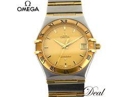 オメガ コンステレーション 1212.10 YG コンビ 腕時計