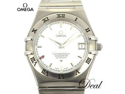 オメガ コンステレーション 1516.76 スイス限定 ルビー メンズ 腕時計