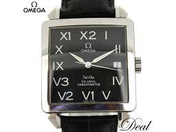 オメガ デビル ビザンチウム コーアクシャル ユニーク 7801.50.31 腕時計