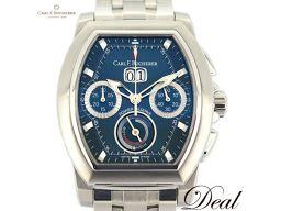 カールF.ブヘラ パトラビT-グラフ 00.10615.08.53.21 メンズ 腕時計