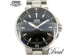 Oris Aquis Date 733 7652 4154M Ladies Watch
