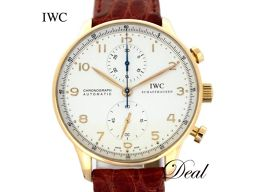 IWC ポルトギーゼ クロノ IW371402 メンズ 腕時計