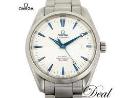 オメガ シーマスター アクアテラ コーアクシャル 2502.33 メンズ 腕時計