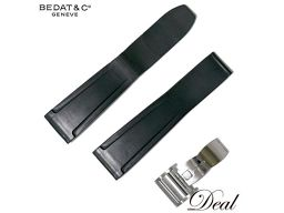 Veda & Company Rubber Belt Genuine Replacement Belt Watch With D Buckle