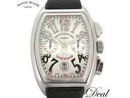 フランクミュラー コンキスタドール クロノ 8005CC メンズ 腕時計
