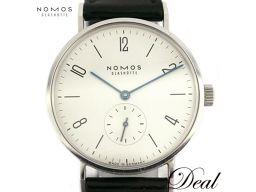 NOMOS Tangent TN1A1W2 Back Skelton Men's Watch