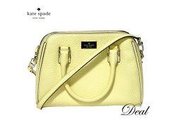 Kate spade shoulder 2way bag PXRU6626 yellow bag