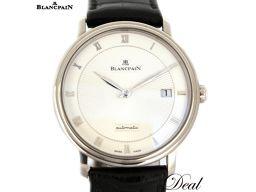 世界270本限定 ブランパン ヴィルレ ウルトラスリム 6223A-1542 腕時計