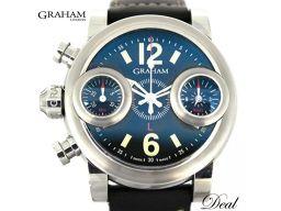 グラハム ソードフィッシュ クロノ 2SWAS.B02A.L30B メンズ 腕時計