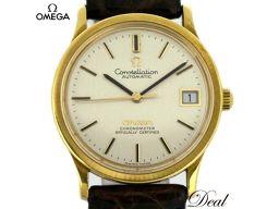 YG オメガ コンステレーション 166052 Cal.1001 メンズ 腕時計
