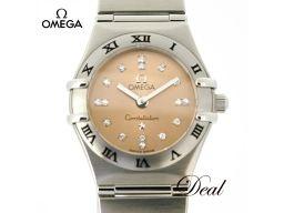 限定品 美品 オメガ コンステレーション シンディクロフォード 1564.66 腕時計