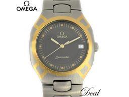 オメガ シーマスター ポラリス 396.1022 YG/SS 腕時計